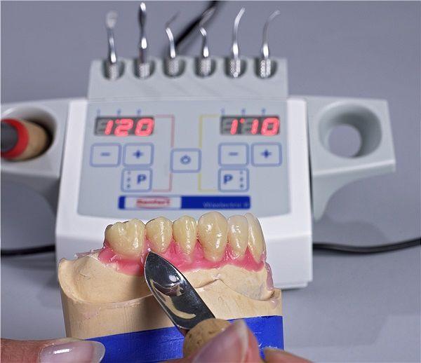 Зуботехнический воск Ренферт