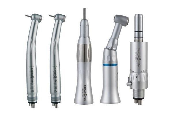 Типы стоматологических наконечников