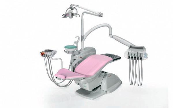 Стоматологическая установка верхняя подача
