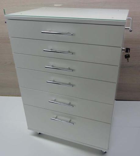Шкаф для стоматологических инструментов