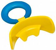 Вестибулярная пластина Dr. Hihz Dental MUPPY с козырьком, желтая, large C II доставка из г.Москва