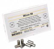 50225  WIRON 99  сплав (Ni Cr) для металлокерамики (1000 г.), Bego, Германия доставка из г.Москва