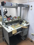 Стол зубного техника РЗМТ-1 Томск
