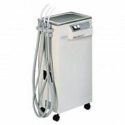 Aspi-Jet 6 - аспиратор стоматологический мобильный влажного типа (автономный) | Cattani (Италия) Санкт-Петербург