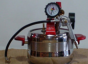 Зуботехнический полимеризатор 5 литров. Кастрюля полимеризатор. Москва