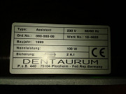 Аппарат для точечной сварки Dentaurum