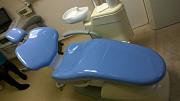 Ламинация стоматологических кресел и стульев стоматолога сил.пленкой Киев
