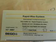 Продаю литейные балки RENFERT и BEGO Германия